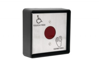 Explore1.ca Touch Free Door Operator Button