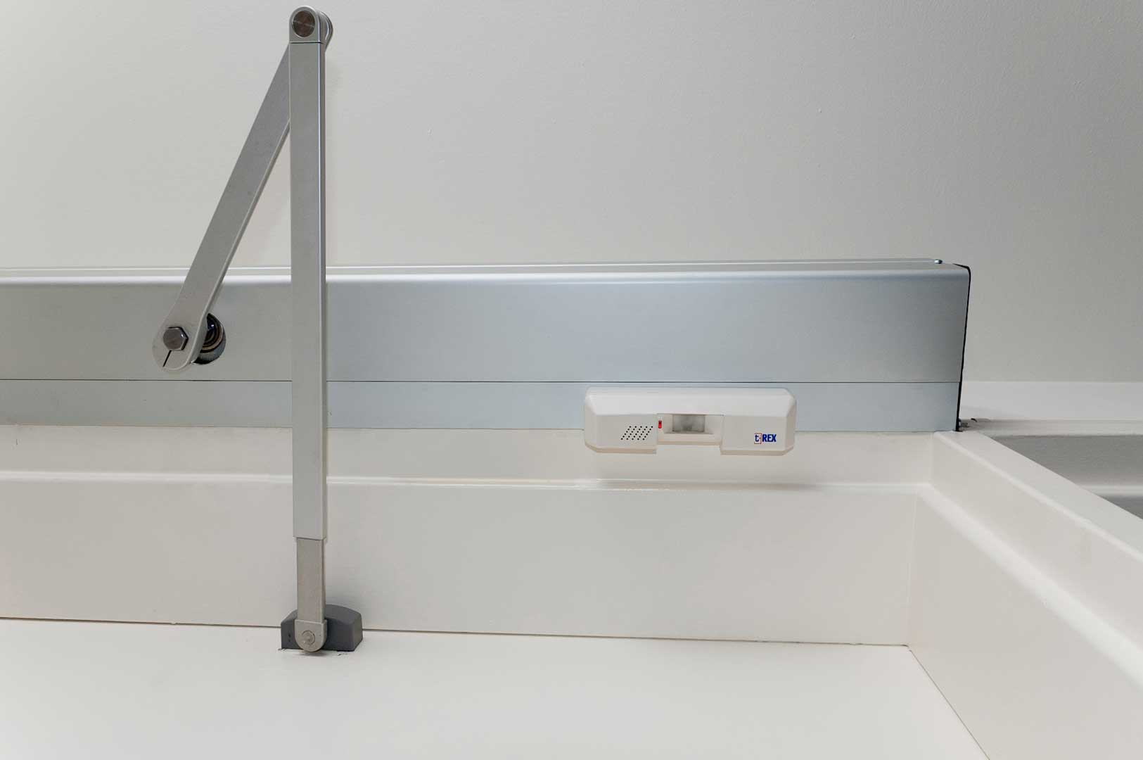Presence Sensor on Tormax iMotion 1101 Installed by Explore1.ca in Concert Hall in Toronto