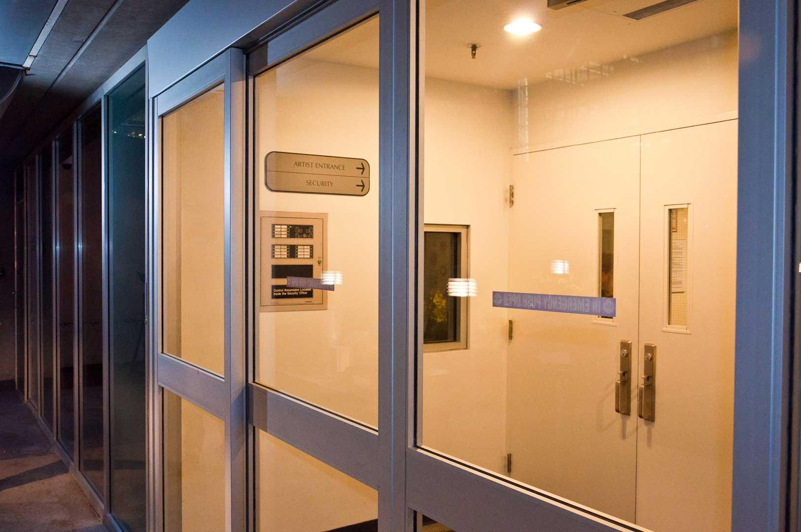 Exterior Tormax TX9300 Sliding Door in Toronto Installed by Explore1.ca