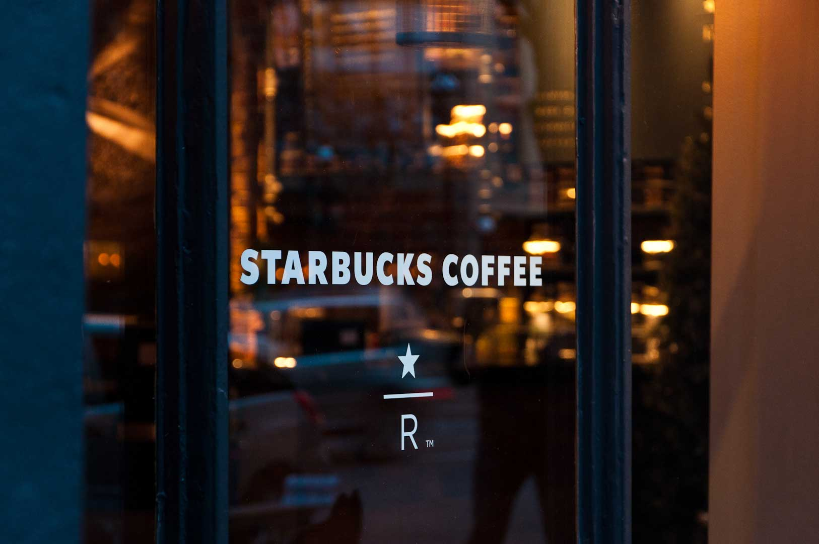 Storefront Facade Installations by Explore1.ca completed Starbucks Toronto Location