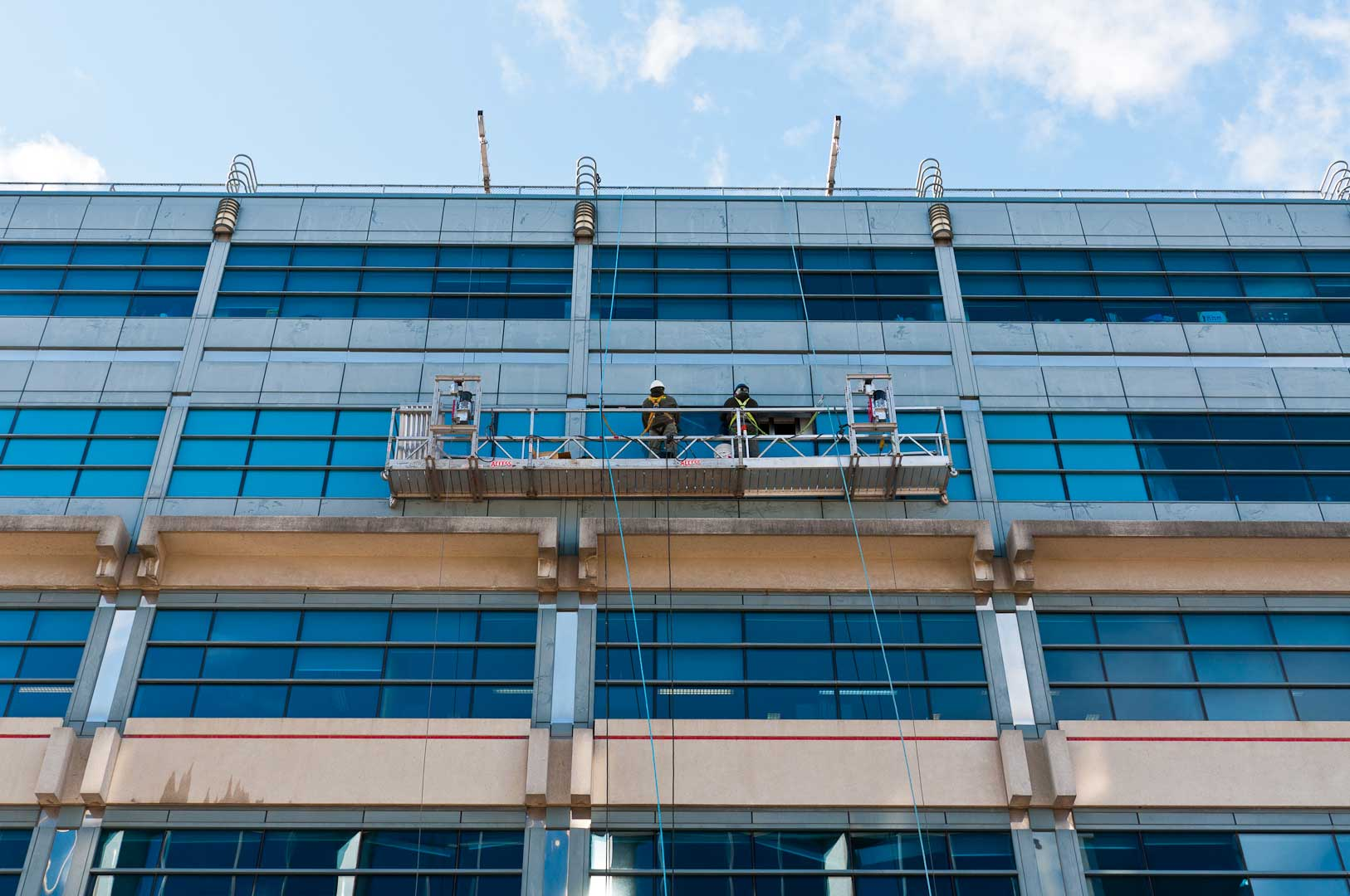 Safety is Paramount with High-Rise Facade Work by Explore1.ca